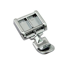 Snap-On Wide Zipper Foot #X59370051 For Babylock, Brother Home Sewing Machine
