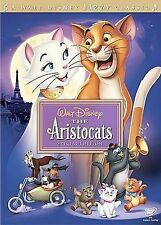 WEEKEND SALE! The Aristocats (DVD, 2008, Special Edition)
