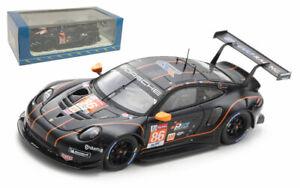 Spark S7991 Porsche 911 RSR #86 'Gulf Racing' Le Mans 2020 - 1/43 Scale