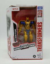 Transformers War For Cybertron Trilogy Maximal CHEETOR Generations Netflix New