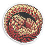 2 x 10cm Cute Pangolin Vinyl Stickers - Wild Animal Mammal Laptop Sticker #34344
