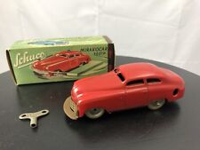 SCHUCO 1001P MIRAKOCAR Tin Windup With Key & Box