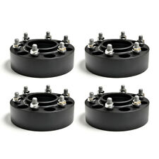 (4x 50mm / 2'' ) Hubcentric Wheel Spacers 6x139.7 for Toyota 4Runner,Hiace,Hilux