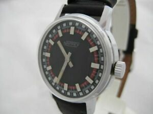 NOS NEW SPECIAL ANTIMAGNETIC NAPPEY WATCH 1960'S