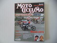 MOTOCICLISMO D'EPOCA 5/2003 BULTACO 50 GP/VESPA 150 GL/GILERA 8 BULLONI 500