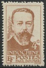 INDOCHINE  N°252** Paul Doumer,1944, French Indo China MNH NGAI