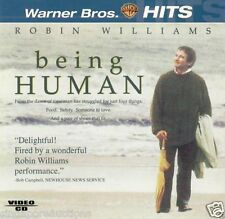 BEING HUMAN - ROBIN WILLIAMS (ORIGINAL VCDS) *RARE & OUT OF PRINT!*