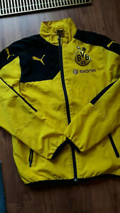 Borussia Dortmund, BVB, Trainingsjacke, Größe 164, sehr guter Zustand