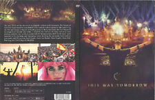 THIS WAS TOMORROW – The Tomorrowland Movie.    new dvd
