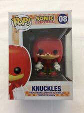 Funko POP Sonic Knuckles Vinyl Figure