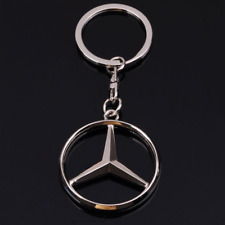 Mercedes Benz 3D Zinc Alloy Car Logo keychain keyring Pendant Holder key chain