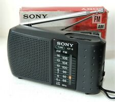 Sony ICF-8 Pocket Radio 2-Band. FM/AM