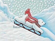 Pumppernickel Press Weeeee! CHRISTMAS CARDS   USA
