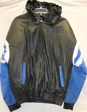 "On Demand VINTAGE Leather Bomber Jacket Men's Size ""Big"" Used Condition 0728"