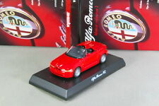 Kyosho 1/64 Alfa Romeo RZ Red Miniature car Collection 2 2008