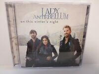 LADY ANTEBELLUM ~ ON THIS WINTER NIGHT ~ 2012 ~ LIKE NEW ~ CD