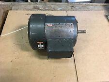 Lincoln Electric Inverter Duty, 1/2hp motor, 1140rpm, 230/460v, en-TEFC, fr-56