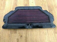 Kawasaki ZX6R 636 B1H B2H 03-04 K&N Air Filter Cleaned & Re-Oiled KA6003 #2