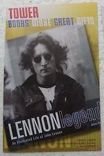 Tower Records Promo Booklet - John Lennon,Bruce Springsteen,Sting,Rolling Stones