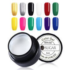 Pintura De Uñas UV Gel de azúcar Ur Esmalte de uñas camaleón Brillo Soak Off Gel de Color