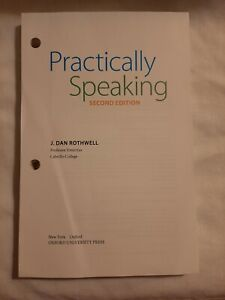 Practically Speaking Second Edition Ring bound