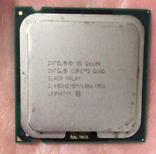 CPU INTEL Core2Quad 2.40 Ghz Q6600 2.40GHz/8M/1066 socket 775 Processore GARANZI