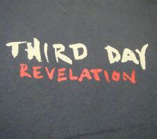 Third Day Concert T-Shirt (L) Revelation Tour 2008