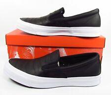 Converse Deckstar SP Slip Jason Jessee Skate Slip-on Black Leather 157274C 9 Men