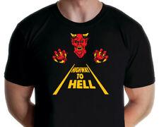 Highway To Hell T-shirt (Jarod Art Design)