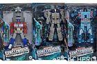 Transformers War for Cybertron Earthrise Leader Optimus Prime Doubledealer