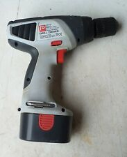 Performance 14.4v cordless drill model NLE144VCDK with carrying case, no battery