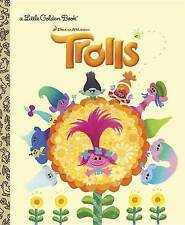 Trolls Little Golden Book (DreamWorks Trolls) by Mary Man-Kong