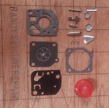 REBUILD repair kit CARBURETOR zama US Seller
