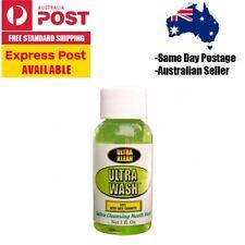 Detox Ultra Wash Mouthwash - Fast Acting Saliva Cleanse