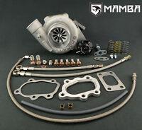 MAMBA GTX2871R Ball Bearing Turbo KIT FOR FOR Nissan TD42 Safari Patrol GQ