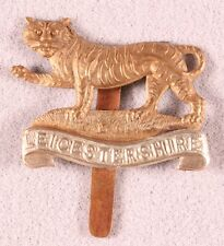 British Army Badge:  Royal Leicestershire Regiment - bi-metal