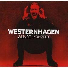 """WESTERNHAGEN """"WUNSCHKONZERT"""" CD NEU"""