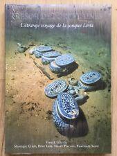 livre/book: Trésor de porcelaines (chinoise). L'étrange voyage de la jonque Lena