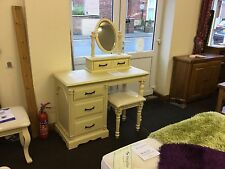 Brand New Shabby Chic Dressing Table.