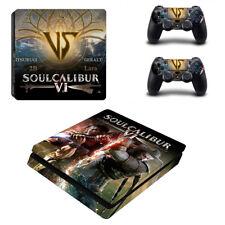 Choose Console - Soul Calibur VI - Vinyl Skin + 2 Controller Skins [0167]