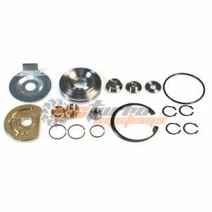 Aftermarket S400 Turbo Charger 360 degree T4 83/74mm Repair Kit Rebuild Kit