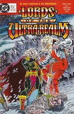 DC Comics! Lords of the Ultra-Realm! Issue 1!