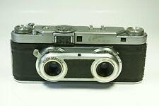 Wirgin Edixa Stereo-Kamera Modell III