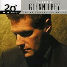 GLENN FREY - The Best Of: Millennium Collection - 20th Century Masters - CD