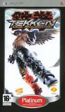 Tekken Dark Resurrection Sony PSP Game NEW