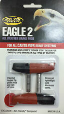 "Kool Stop Brake Pad "" Eagle 2 "" Cantilever Dual Compound"