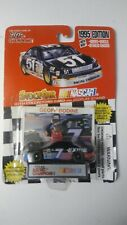 ⭐ 1995 NASCAR Racing Champions GEOFF BODINE #7 (Factory Sealed; 1/64 Die Cast)