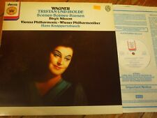 Tristan Und Isolde jb 58 Wagner (escenas)/Nilsson/Knappertsbusch/VPO