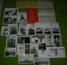 WWII  Life Of A Captains Daughter In Photos and Documents 1943-1946