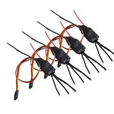 4 PCS BLHeli 12A ESC Speed Controller W/ BEC 1A/5V for RC 250 Quad